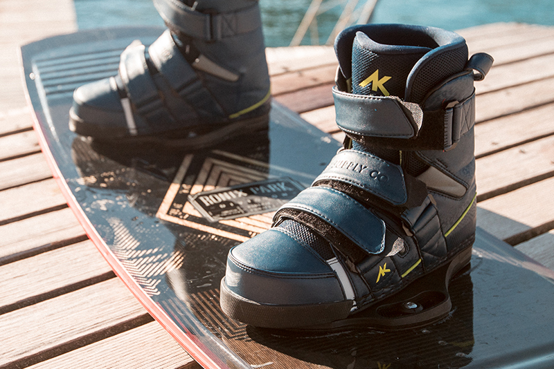 AK Velcro Bindings 43