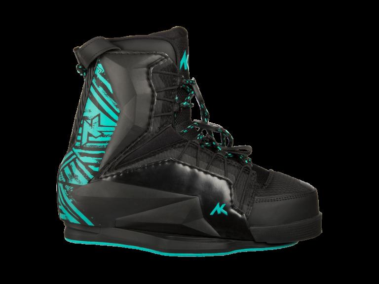 AK Team Black Boots