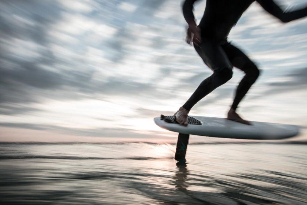 AK Surf Foil Session - Cape Town 22