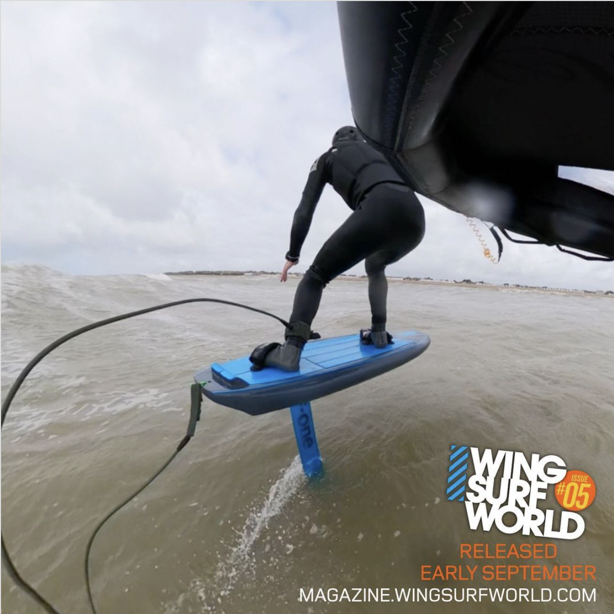 The Phazer Foilboard – WSW Review 5