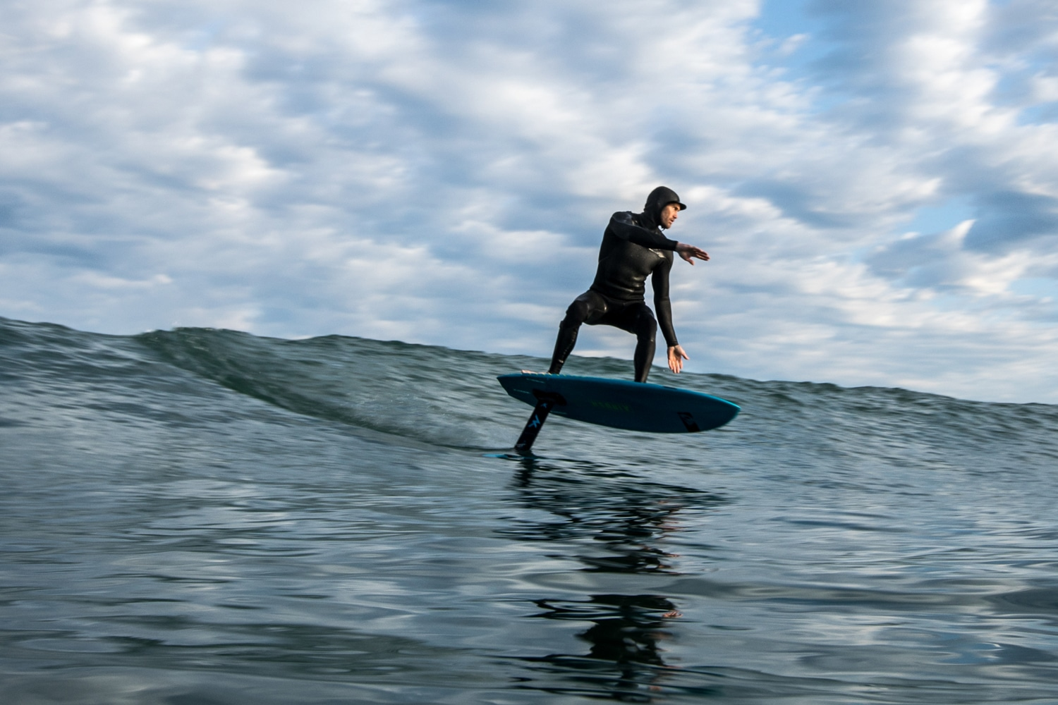 6 Tips for learning how to Surf Foil with Clinton Filen 17