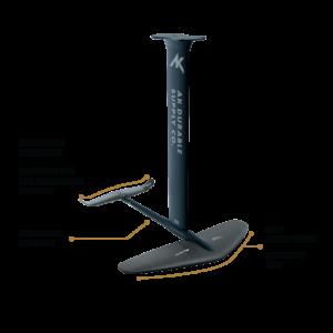 Modular Hydrofoil Platform 34