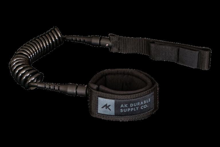 AK 6 foot coil leash