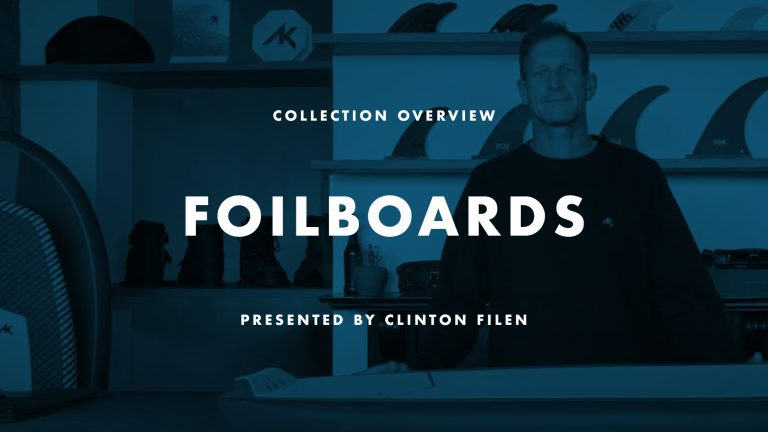 AK_Foilboard Collection Overview