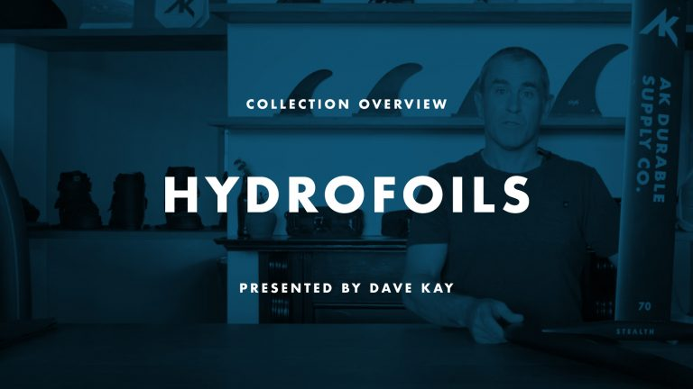 AK_Hydrofoil Collection Overview